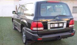 جيب لكزس 1998 اسود اللون عداد 358000 كم محلات نت بيع شراء حراج سيارات عقارات وظائف منتجات نسائية